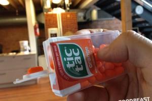 dispensing-Tic-Tacs